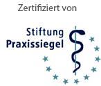 Logo Stiftung Praxissiegel
